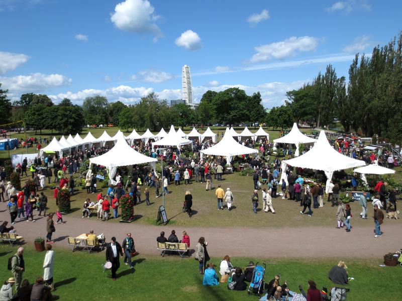 Malmö garden Show 2012